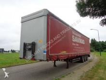 Kögel / Tautliner / SAF / Disc Brakes / Lift axle / Backdoors semi-trailer