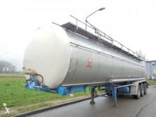 Dijkstra tanker semi-trailer
