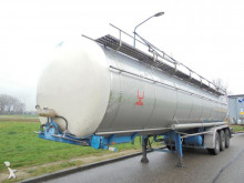 semi reboque Dijkstra Tank / 3 Compartiments / SAF / NL Trailer / 12.000 + 12.000 + 10.000 L