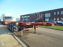 Van Hool CHASSIS / 20 FT / BPW AXLES / ADR / NL TRAILER semi-trailer