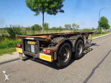 Pacton 20 FT Chassis / BPW Axles / NL Trailer semi-trailer