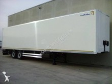 Lecitrailer plywood box semi-trailer