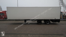 semi remorque Groenewegen CLOSED ISOTHERM BOX TRAILER