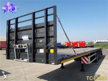 Kässbohrer SPS Flatbed semi-trailer