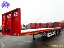 Kässbohrer SPAX Flatbed semi-trailer