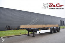 trailer Krone SD - BPW AXLES - DRUM BRAKES - 2 x EXTENDABLE - GOOD CONDITION -