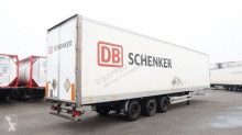 n/a Mega-Box, BPW, full chassis semi-trailer