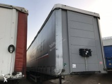 Lecitrailer reel carrier tautliner semi-trailer