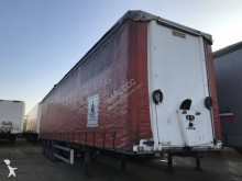 Coder tautliner semi-trailer