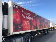 Rohr refrigerated semi-trailer