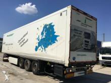 Krone 3-Achs Koffer Auflieger Portaltür Doppelstock semi-trailer