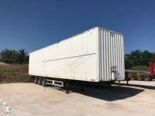 Fruehauf Clothes transport box semi-trailer
