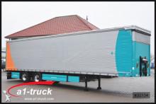 Schwarzmüller 2 Achs Tautliner Lenkachse, Alu, semi-trailer