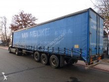 Flandria tautliner semi-trailer