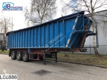 Trailor kipper 47 M3, Steel suspension semi-trailer