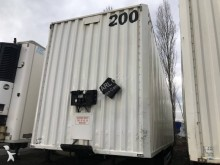 Lecitrailer Clothes transport box semi-trailer