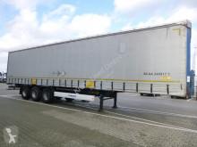 Krone Schiebeplanen Sattelauflieger SDP 27 eLHB3-CS B semi-trailer