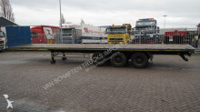 trailer Pacton FLATBED TRAILER
