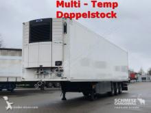 полуприцеп Schmitz Cargobull Tiefkühler Multitemp Doppelstock Trennwand
