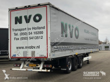 Krone Curtainsider Bordwandsider Getränke semi-trailer