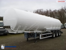 LAG Fuel tank Alu 41.3 m3 / 5 Comp semi-trailer