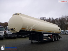 LAG Fuel tank alu 42 m3 / 5 comp + 2 counters semi-trailer