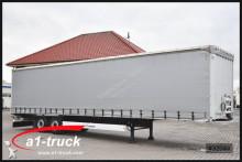 Krone SZ, 2 Achs Tautliner, Liftachse, 1 Vorbesitzer semi-trailer