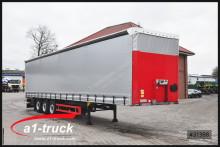Schmitz S01, verzinkt, 1+3 Liftachse liftbar, neue Plane semi-trailer