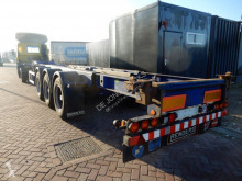 Renders Euro 800 / Disc brakes / 2x extendable semi-trailer