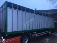 Gheysen et verpoort cattle semi-trailer