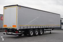 Wielton FIRANKA + WINDA / XL / OŚ PODNOSZONA semi-trailer
