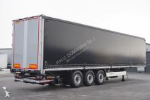 Wielton BURTO FIRANKA + WINDA / XL / OŚ PODNOSZONA semi-trailer
