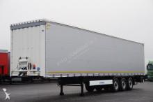 Krone FIRANKA / XL / MULTI LOCK / OŚ PODNOSZONA semi-trailer