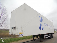Kässbohrer Box / Steering / 2.5 T D`Hollandia Lift / NL / APK semi-trailer