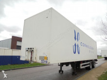 Kässbohrer Box / Steering / 2.5 T D`Hollandia Lift / NL / APK semi-trailer