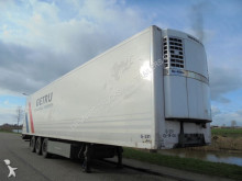 semi remorque Burg FRIDGE / THERMOKING SL400E / SAF AXLES / LIFT AXLE / DISCBRAKES / NL TRAILER / APK