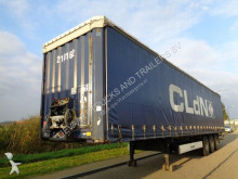 Krone / Tautliner / ABS / BPW / Backdoors semi-trailer