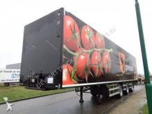 Draco closed box / BPW /2x Steering axle / NL Trailer semi-trailer