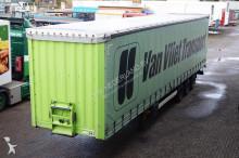 Krone Schuifzeil/ dak 3-assig/ Mega/ Kooiaap semi-trailer
