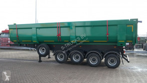 semi reboque nc 4 AXLE NEW HEAVY DUTY TIPPER TRAILER