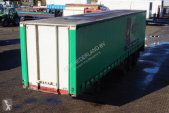 Floor Schuifzeil/ Vast dak 3-assig/ Liftas/ Stuuras semi-trailer