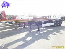trailer Kässbohrer SHG.AH Container Transport