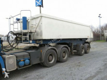Langendorf SK Sattelkippauflieger SKA 18/27 Kippauflieger semi-trailer