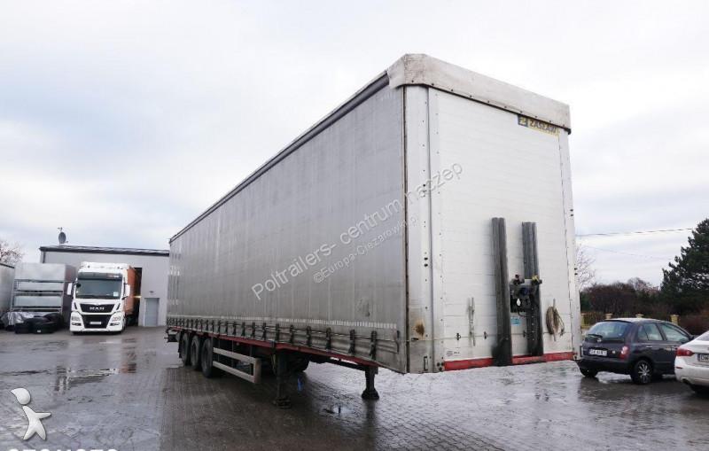 Zasław COILMULDA / MEGA / SAF semi-trailer