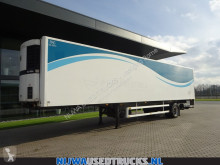 Draco mono temperature refrigerated semi-trailer