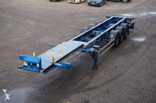 Renders Container chassis 3-assig/ Liftas semi-trailer