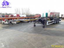 semirremolque nc Container Transport