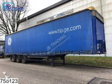 trailer Schmitz Cargobull Tautliner Disc brakes, Roof height is adjustable