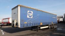 Krone BPW, Trommelbremsen, 10x vorhanden semi-trailer
