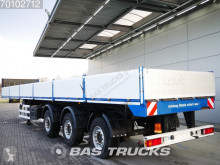 n/a NO6G31 3x Tridec Lenkachse Hartholz-Boden Rungen semi-trailer